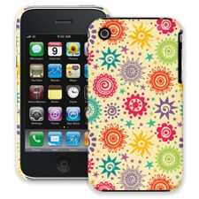 Tribal Sun Pattern iPhone 3GS ColorStrong Slim-Pro Case