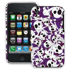 Skull Prince with Beats on Purple iPhone 3GS ColorStrong Slim-Pro Case