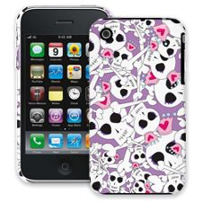 Skull Princess iPhone 3GS ColorStrong Slim-Pro Case