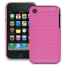 Pink Waves iPhone 3GS ColorStrong Slim-Pro Case