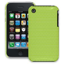Lime Waves iPhone 3GS ColorStrong Slim-Pro Case