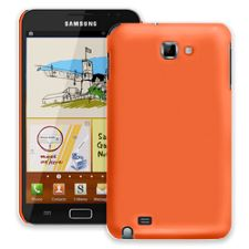 Tangerine Samsung Galaxy Note ColorStrong Slim-Pro Case