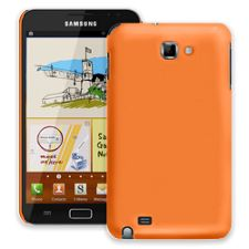 Orange Samsung Galaxy Note ColorStrong Slim-Pro Case