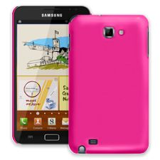 Hot Pink Samsung Galaxy Note ColorStrong Slim-Pro Case