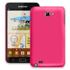 Raspberry Samsung Galaxy Note ColorStrong Slim-Pro Case