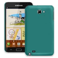 Turquoise Samsung Galaxy Note ColorStrong Slim-Pro Case
