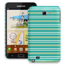 Striped Ocean Samsung Galaxy Note ColorStrong Slim-Pro Case