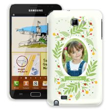 Leaves & Berries Samsung Galaxy Note ColorStrong Slim-Pro Case