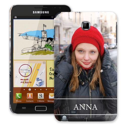 Bold Bar Samsung Galaxy Note ColorStrong Slim-Pro Case