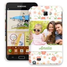Sweet Floral Samsung Galaxy Note ColorStrong Slim-Pro Case
