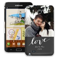 Bold Love Samsung Galaxy Note ColorStrong Slim-Pro Case