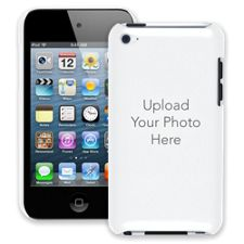 Design Your Own - 1 Photo iPod Touch 4 ColorStrong Slim-Pro Case