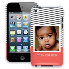 Skinny Stripes iPod Touch 4 ColorStrong Slim-Pro Case