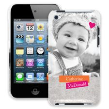 Sticker Art iPod Touch 4 ColorStrong Slim-Pro Case