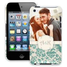 Vintage Romance iPod Touch 4 ColorStrong Slim-Pro Case