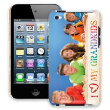 Grandkids and Crayons iPod Touch 4 ColorStrong Slim-Pro Case