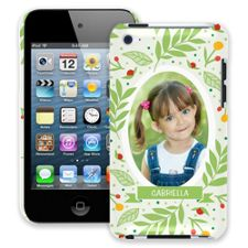 Leaves & Berries iPod Touch 4 ColorStrong Slim-Pro Case