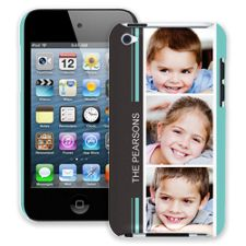 Racing Stripes iPod Touch 4 ColorStrong Slim-Pro Case