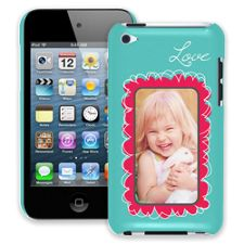 Love Scribbles iPod Touch 4 ColorStrong Slim-Pro Case