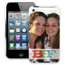 BFF Banner iPod Touch 4 ColorStrong Slim-Pro Case