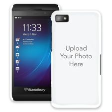 Design Your Own - 1 Photo BlackBerry Z10 ColorStrong Slim-Pro Case