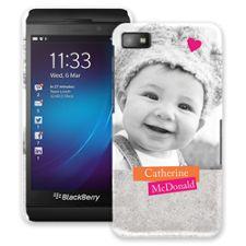 Sticker Art BlackBerry Z10 ColorStrong Slim-Pro Case