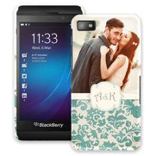 Vintage Romance BlackBerry Z10 ColorStrong Slim-Pro Case
