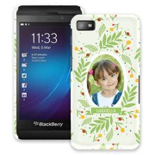 Leaves & Berries BlackBerry Z10 ColorStrong Slim-Pro Case