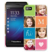 ColorBlocks BlackBerry Z10 ColorStrong Slim-Pro Case