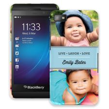 All Yours BlackBerry Z10 ColorStrong Slim-Pro Case