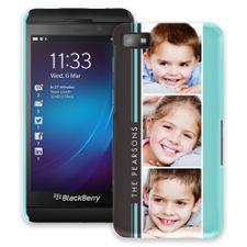 Racing Stripes BlackBerry Z10 ColorStrong Slim-Pro Case