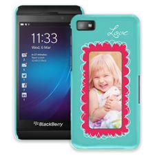 Love Scribbles BlackBerry Z10 ColorStrong Slim-Pro Case