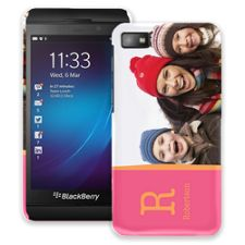 Rainbow Sherbet BlackBerry Z10 ColorStrong Slim-Pro Case