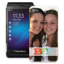 BFF Banner BlackBerry Z10 ColorStrong Slim-Pro Case