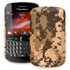 Digital Desert Camouflage BlackBerry 9900/9930 Bold ColorStrong Slim-Pro Case