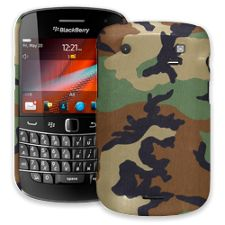 Highlands Camouflage BlackBerry 9900/9930 Bold ColorStrong Slim-Pro Case