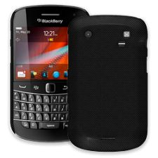 Carbon Fiber Satin BlackBerry 9900/9930 Bold ColorStrong Slim-Pro Case