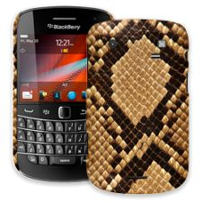 Rattlesnake BlackBerry 9900/9930 Bold ColorStrong Slim-Pro Case