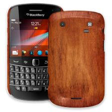 Rosewood BlackBerry 9900/9930 Bold ColorStrong Slim-Pro Case