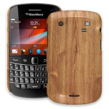 Brown Maple BlackBerry 9900/9930 Bold ColorStrong Slim-Pro Case