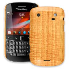 Fiddleback Chestnut BlackBerry 9900/9930 Bold ColorStrong Slim-Pro Case