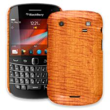 Fiddleback Makore BlackBerry 9900/9930 Bold ColorStrong Slim-Pro Case