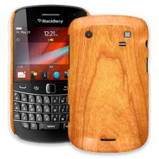 Flat Cut Cherry BlackBerry 9900/9930 Bold ColorStrong Slim-Pro Case