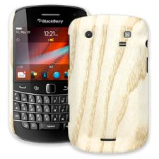 White Ash BlackBerry 9900/9930 Bold ColorStrong Slim-Pro Case