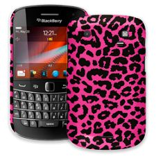 Pink Leopard BlackBerry 9900/9930 Bold ColorStrong Slim-Pro Case