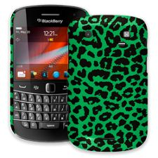 Green Leopard BlackBerry 9900/9930 Bold ColorStrong Slim-Pro Case