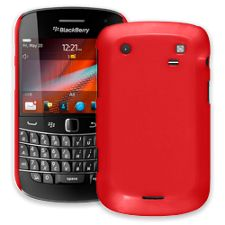Red BlackBerry 9900/9930 Bold ColorStrong Slim-Pro Case
