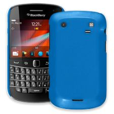 Blue BlackBerry 9900/9930 Bold ColorStrong Slim-Pro Case