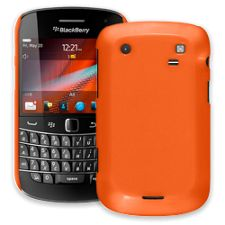 Tangerine BlackBerry 9900/9930 Bold ColorStrong Slim-Pro Case