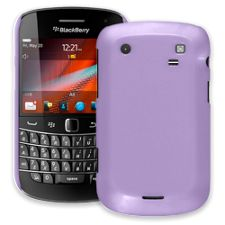 Lavender BlackBerry 9900/9930 Bold ColorStrong Slim-Pro Case